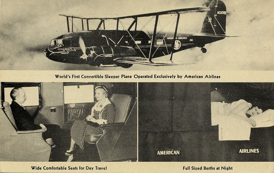 03-Sz-American-Curtiss-Condor,-3-view,-AI,-Marvin-G-Goldman-Coll'n