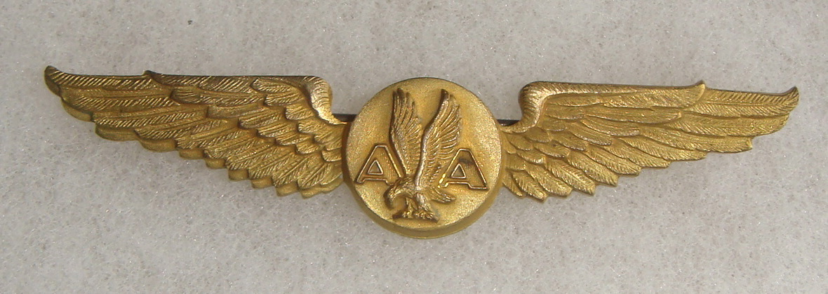 Airline Wings - World Airline Historical Society