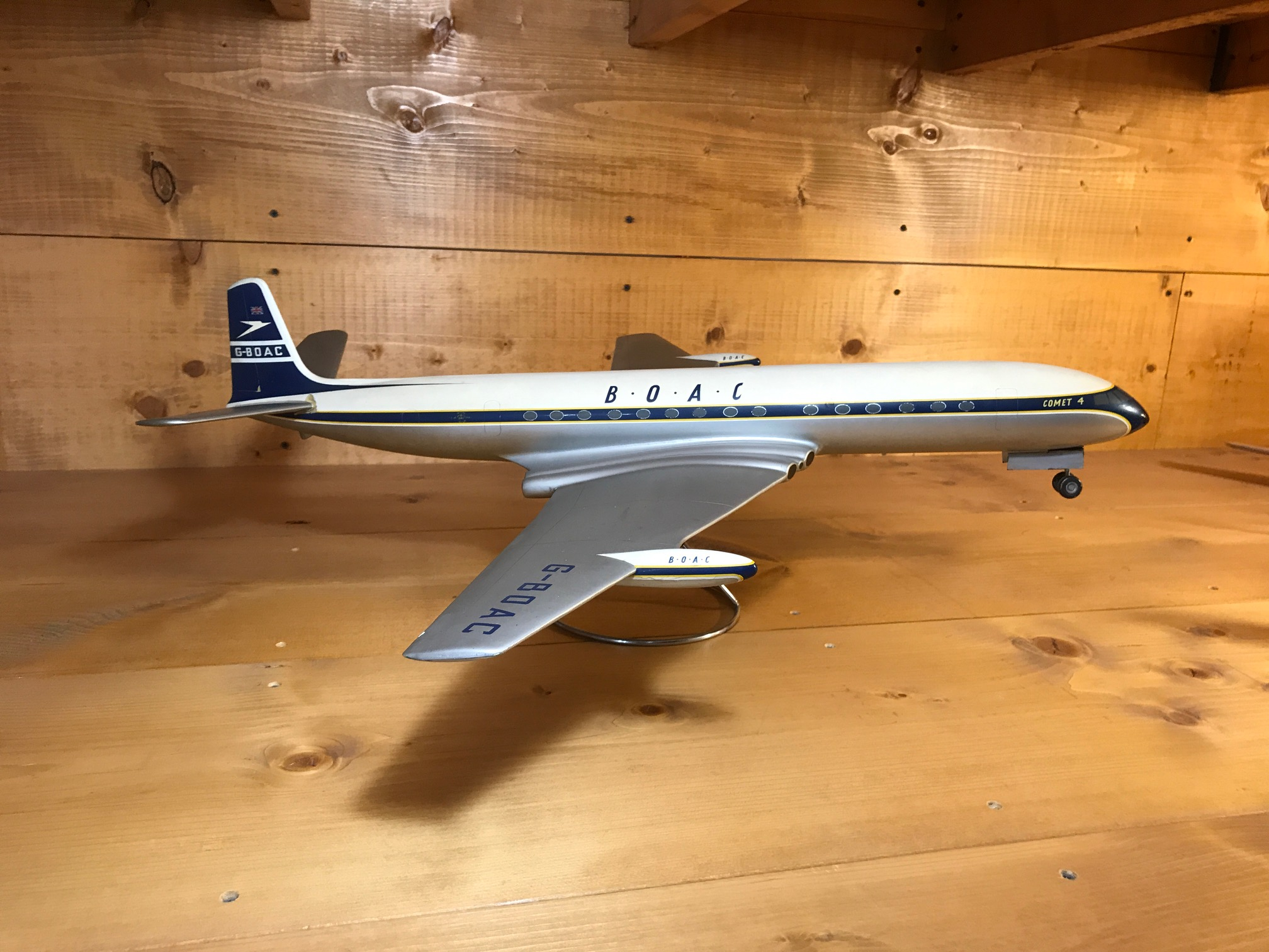 Airline Issue Models of Early Jet Airliners - World Airline