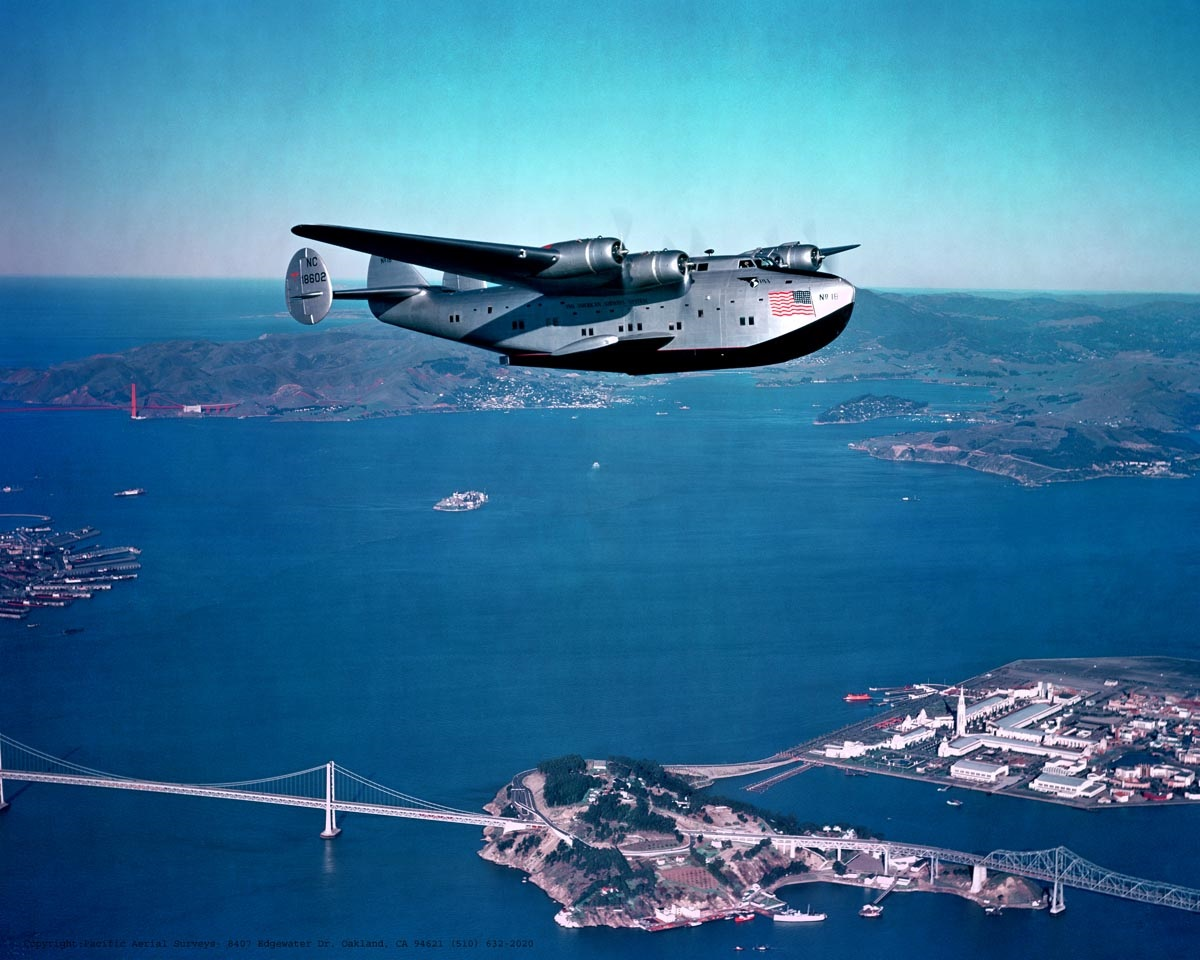 Pan Am's Flying Clippers - World Airline Historical Society
