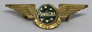 Junior Wings of Panagra ~ Pan American Grace Airways