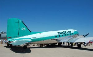 The Last Scheduled DC-3 Service on Planet Earth