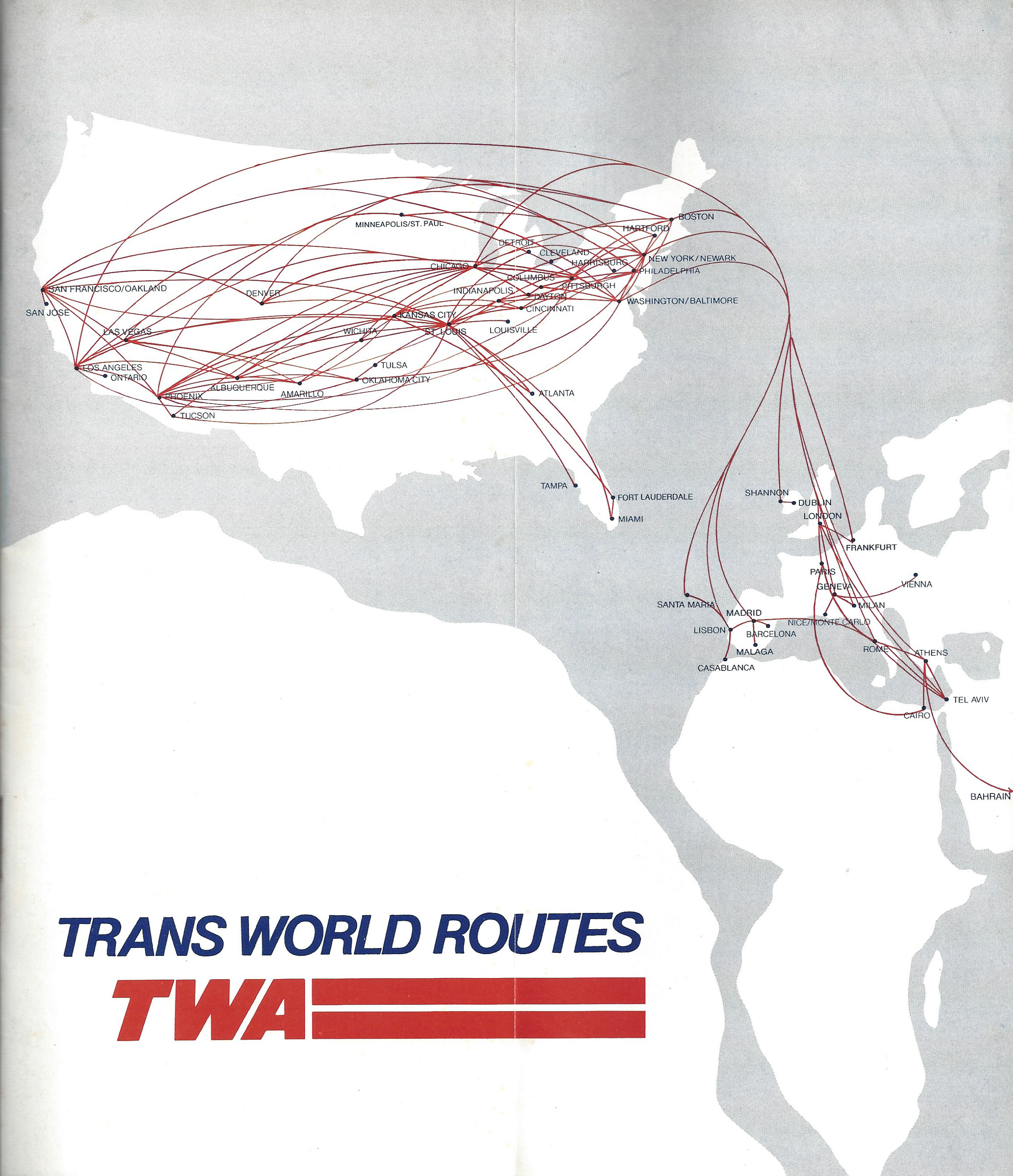 Airline Timetables Archives World Airline Historical Society