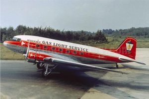 Mohawk Airline's Gaslight Service