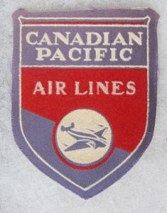 "That ""other"" Canadian airline  Canadian Pacific Air Lines / C P Air  Canadian Airlines aka ""Empress"""