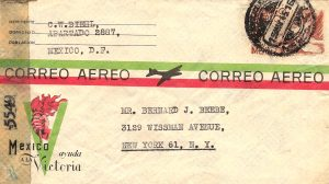 Illustrated Airmail Envelopes