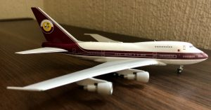A very Special 747 collection trilogy. Part 3 – Oceania, Europe and Private