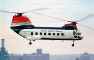 New York Airways Boeing Vertol V107 II